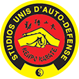 Studios Unis d'Auto-Défense Logo