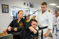 karaté autodéfense arts martiaux