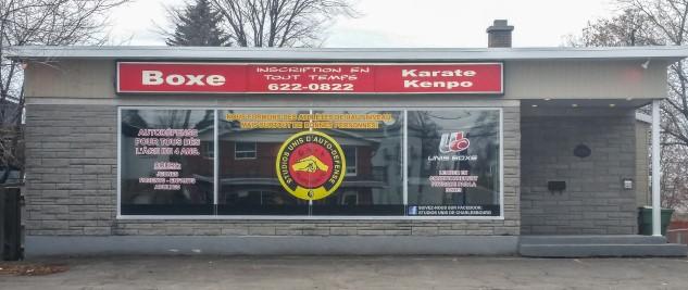 karate charlesbourg