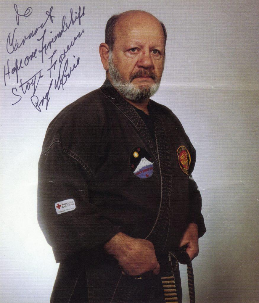 Prof Nick Cerio